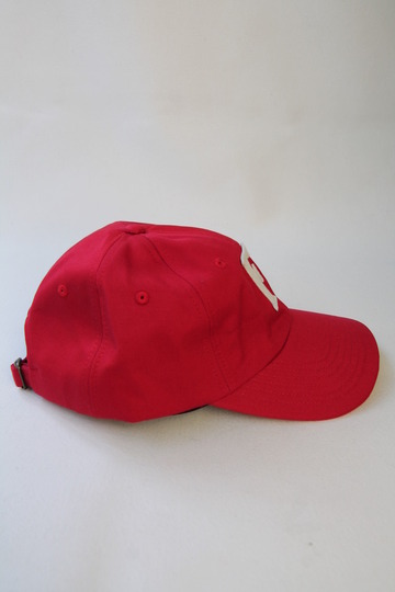 Felco Twill BB Cap RED F NATURAL (3)
