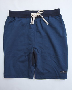 Felco Gym Shorts Mini French Terry NAVY