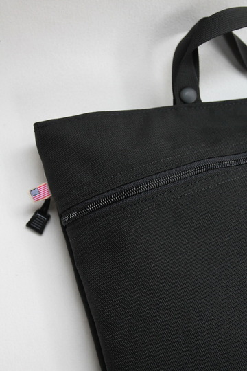 Battle Lake Open & Shut Briefcase BLACK (4)