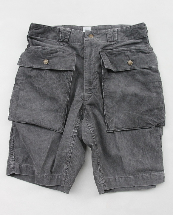 ARAN MCP Shorts CORD GREY
