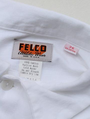 FELCO Pocket Polo WHITE (5)