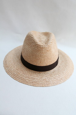 SORBATTI Braid Wide BRUM Hat MORO
