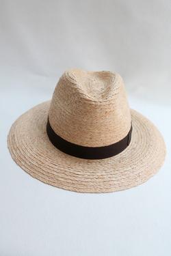 SORBATTI Braid Wide BRUM Hat MORO