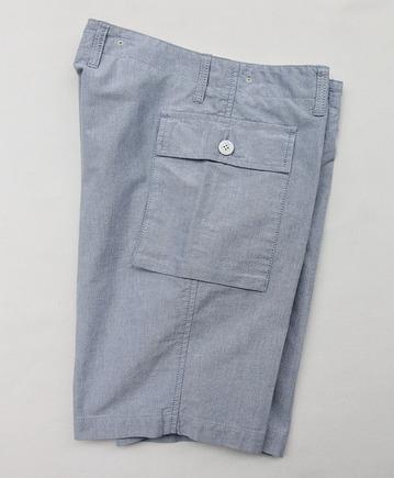 Harriss Marine Shorts SAX (4)