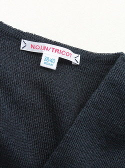 NOUN Single Cardigan NAVY (5)