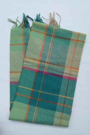 Royal Heather Green Check (3)