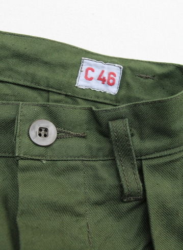 Dead Stock Sweden Army Utility Pants (2)