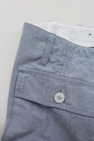 Harriss Marine Shorts SAX (3)