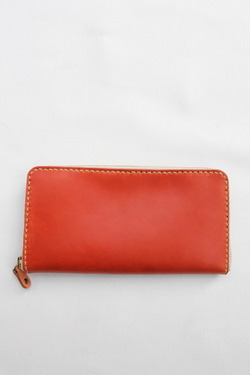 J Long Wallet RUST