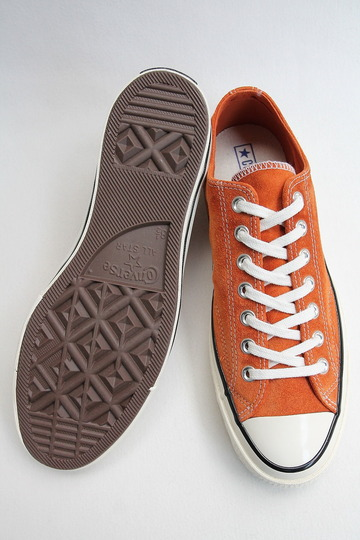 CONVERS CT 70 Lo Suede ORANGE (6)