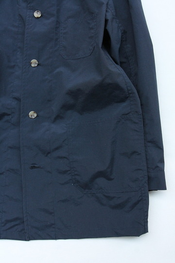 coochucamp Happy Shirt Coat NAVY (3)