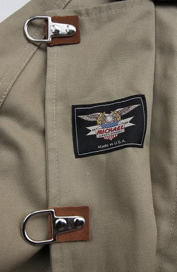 MCA Fireman Coat BEIGE (4)