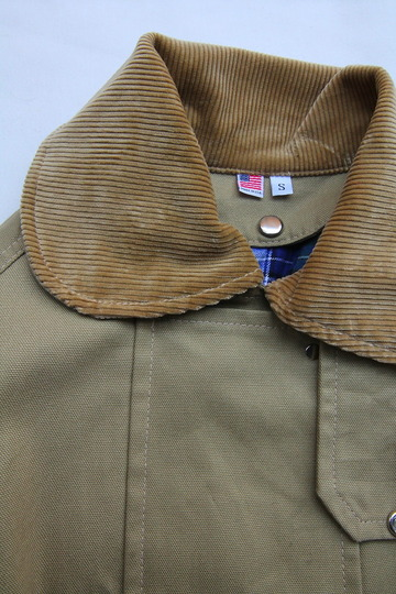 MCA Fireman Coat BEIGE (2)