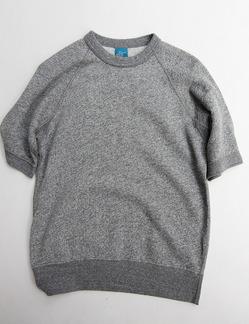 Goodon SS Sewat Shirt OXFORD GREY