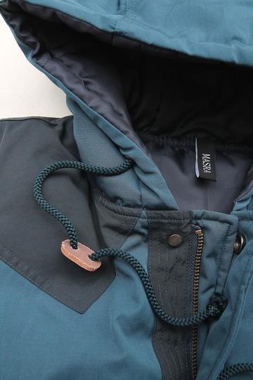 MASRA Hooded Vest NAVY (2)