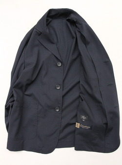 Harriss CARREMAN Shirt Jacket NAVY (5)