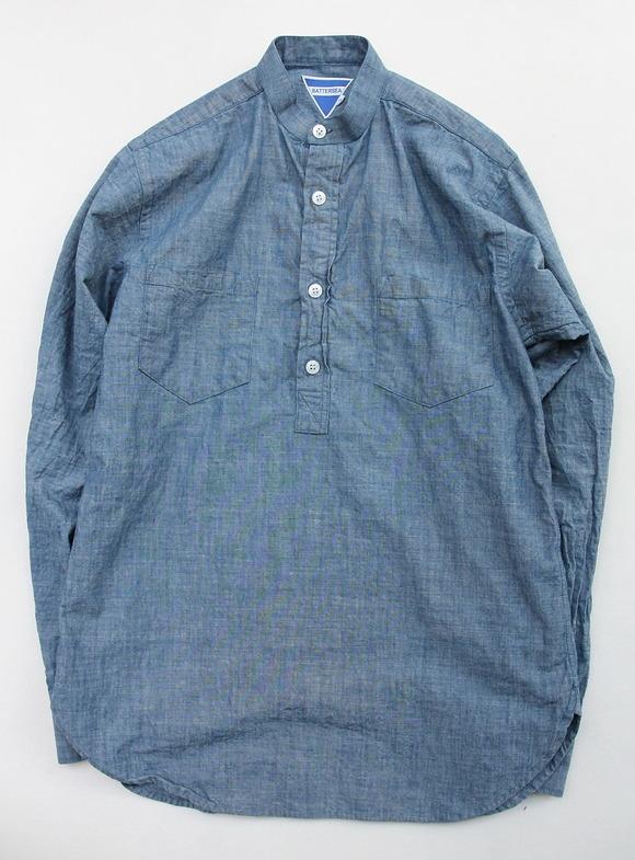 BATTERSEA Chambray Granda Shirt