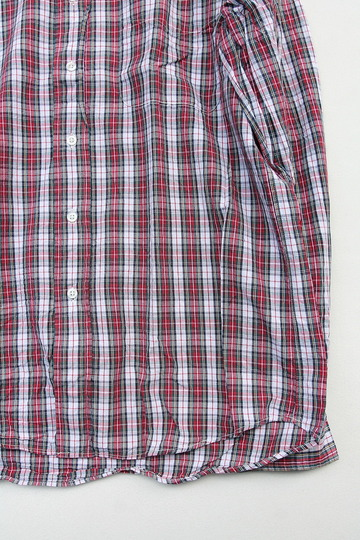 The Baggy Broadcloth Tartan BD Red Plaid (3)