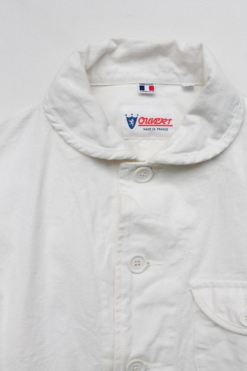 Ouvert RC Work Jacket WHITE (2)