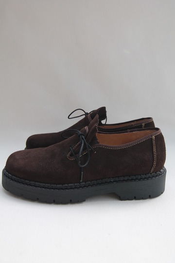 PESCADOR Tirorian Suede BROWN (3)