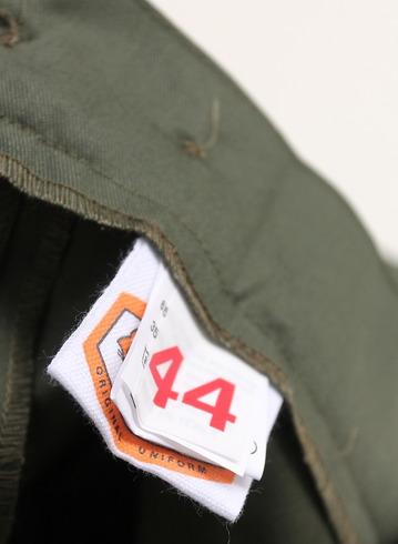 Vecchi Levoro Pantalone GBD Pro 6535 OLIVE (2)