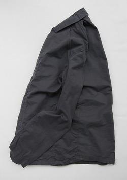 Harrow Town Stores Cotton Jacket OFF BLACK (2)