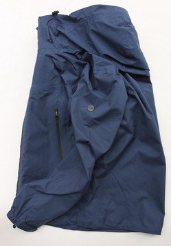 Homeward MILWAUKEE Hooded Technical Jacket BLUE NAVY (5)