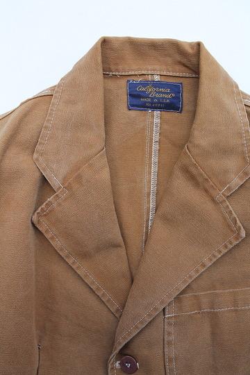 Carifornia Brand Brown Duck Blazer 3 Button (2)