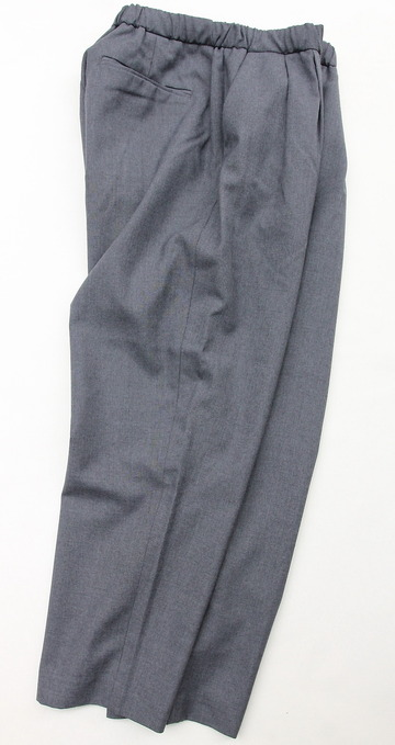 CEASTERS 2 Pleats Easy Trousers LIGHT GRAY (6)