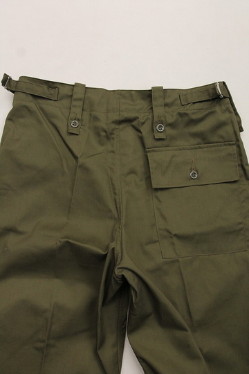 Dead Stock British Military Light Weight Fatigue OLIVE (4)