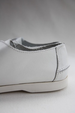 Wandershoes Leather Deck WHITE (5)