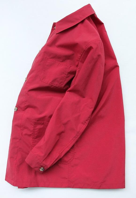 coochucamp Happy Shirt Coat RED (6)