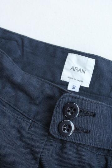 ARAN FL Shorts BL NAVY (2)