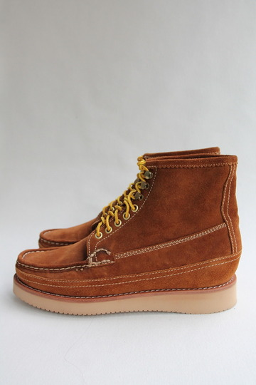 Beautifical English Moc Suede GOLD (4)