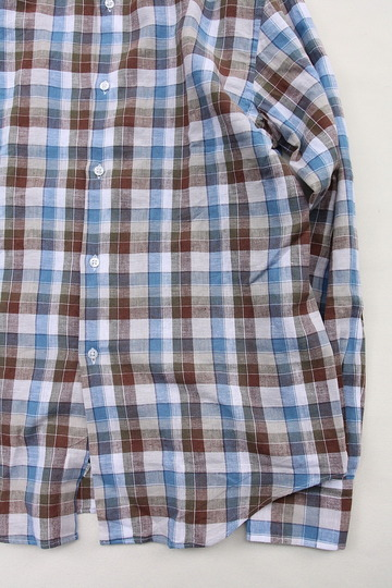 Solandrino Santiago Light WHITE・NAVY ・BROWN Check (3)