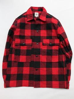 FOB M 42 Jac RED X BLACK