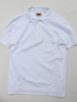 FELCO Pocket Polo WHITE (2)