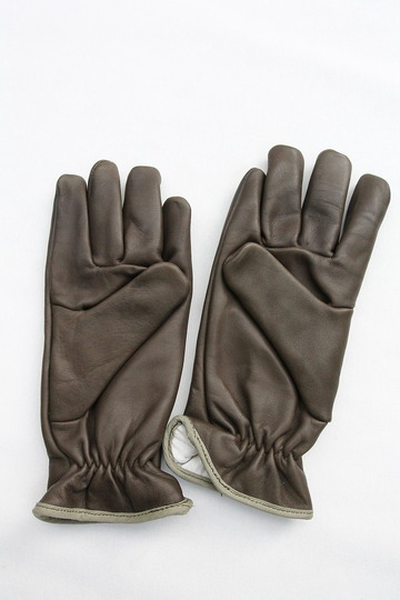 Deadstock FRENCH Army Procoves Leather Glove (2)