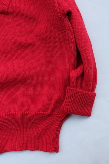 Richmond Knitwear Submariner Shawl RED (4)