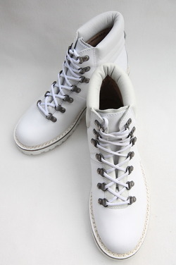 CEBO Mountain Boots WHITE Leather (3)