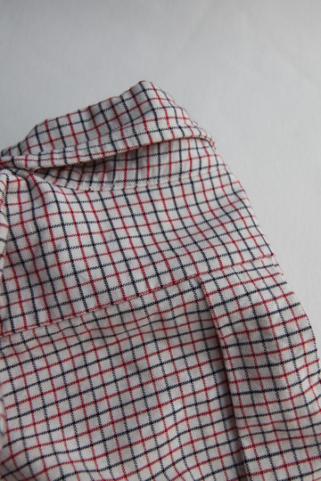 The BAGGY Oxford Tattersoll Chek BD (6)