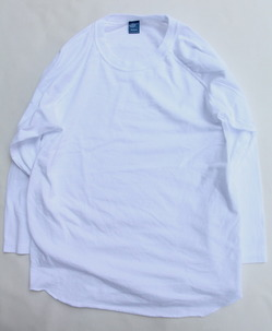 Goodon Baseball Tee WHITE