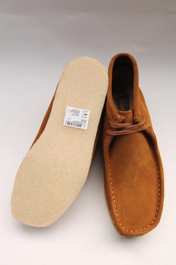Clarks Wallabee Boot BRONZE (5)