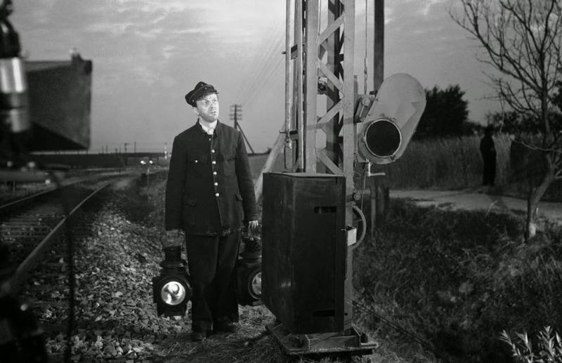 Człowiek na torze 1956