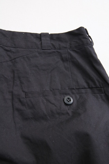 RICEMAN Tapered Pants BLACK (5)