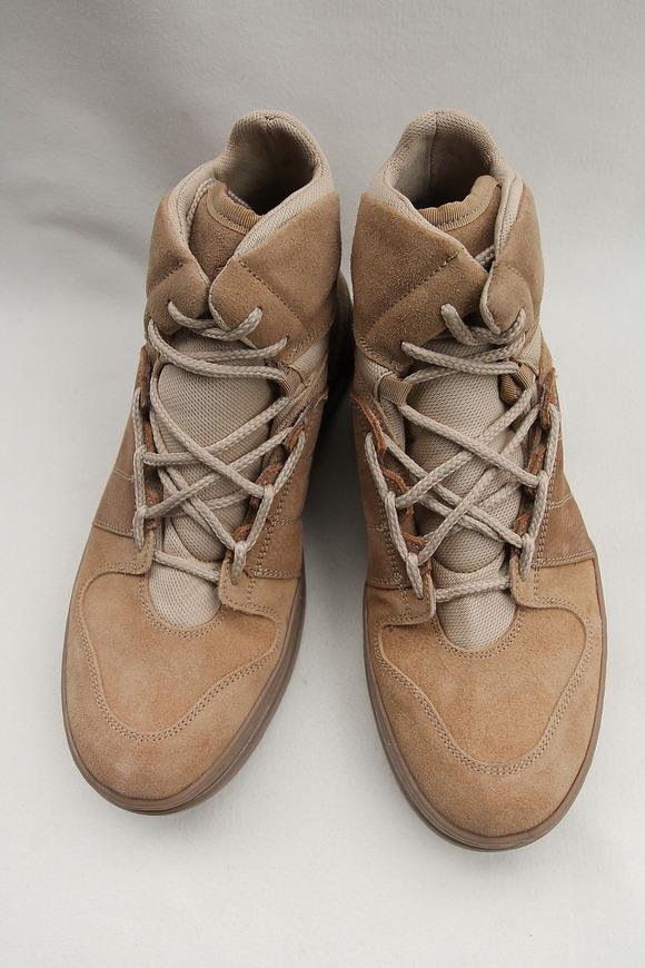 "Soft Walk ""Combat Boots BEIGE"