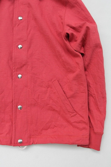 Felco Coach Jacket Supper Hard Jersey FADED RED (3)