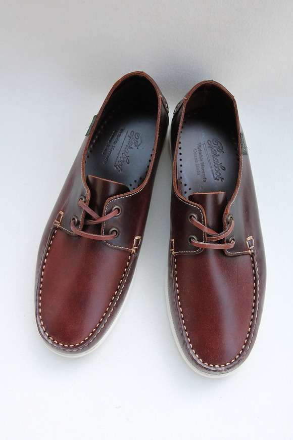 Paraboot Blanche Lis America BROWN
