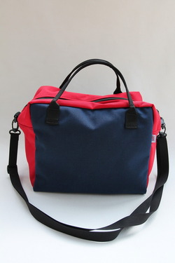 KACI Tools Boston NAVY X RED