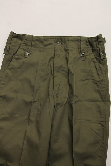 Dead Stock British Military Light Weight Fatigue OLIVE (3)
